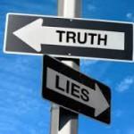 Non possiamo fare a meno di mentire