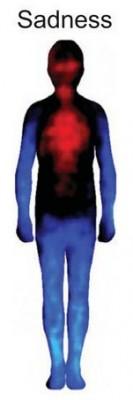 Tristezza - linguaggio del corpo