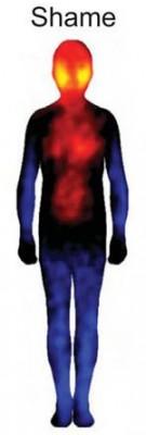 Vergogna - linguaggio del corpo