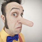 Menzogne e contatto visivo